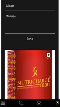 NUTRICHARGE OFFICIAL APP screenshot 1