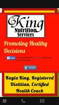 NutriKing poster