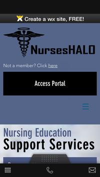 NursesHALO apk screenshot