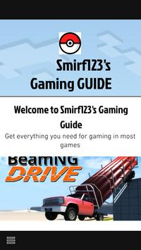Smirf123 Gaming Guides poster