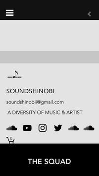 Soundshinobi screenshot 1