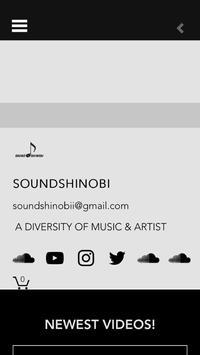 Soundshinobi screenshot 2