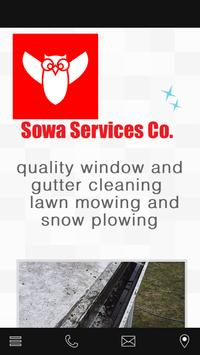 Sowa Services Co poster