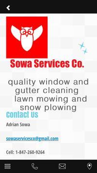 Sowa Services Co apk screenshot