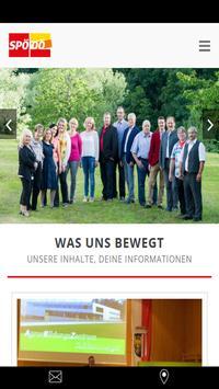 SozialdemokratInnen Ohlsdorf poster