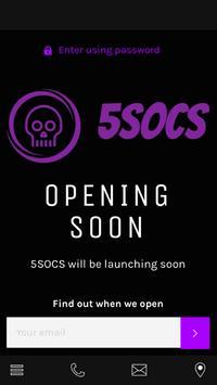 5SOCS poster