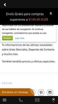 SoloArtesMarciales screenshot 3