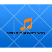 SONG ALBUM DOWNLOADS icon