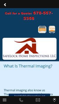 SafeLock Home Inspections apk screenshot