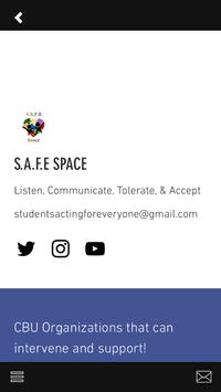 Safe Space apk screenshot