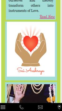 Sai Aashraya screenshot 1