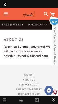Sainaluv screenshot 4