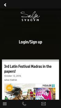 Salsa Madras screenshot 2