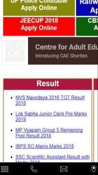 Sarkari Result apk screenshot