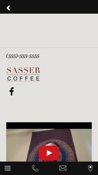 Sasser Coffee apk screenshot