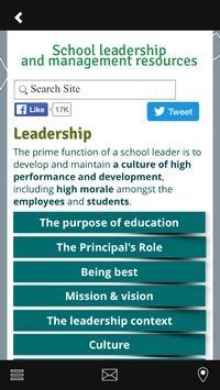 School Leader apk screenshot