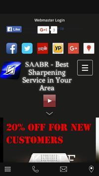 SCISSOR SHARP poster