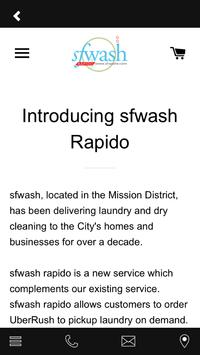 sfwash rapido screenshot 1