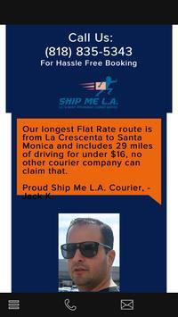 Ship Me LA poster