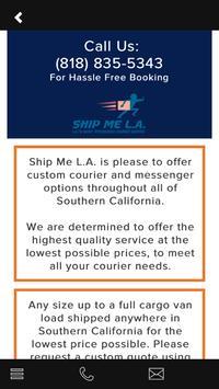 Ship Me LA apk screenshot