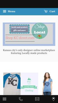 Shopkcdirect poster