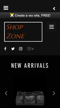 Shop Zone screenshot 1