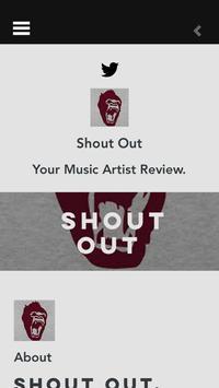 Shout Out apk screenshot