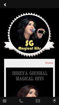 SHREYA GHOSHAL MAGICAL HITS screenshot 2
