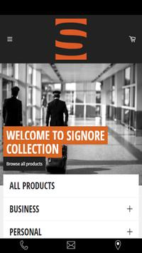 Signore Collection poster