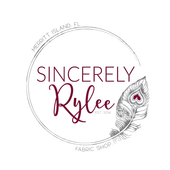 Sincerely Rylee Fabric Shop icon