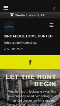 Singapore Home Hunter poster