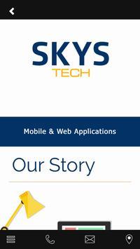 Skys Tech screenshot 2