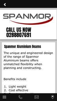 Spanmor screenshot 3