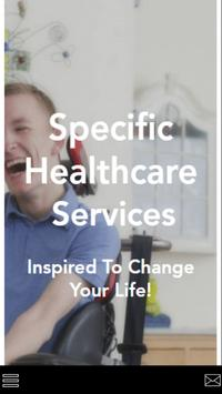 Specific Healthcare Services poster