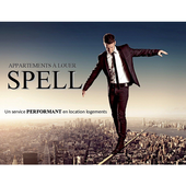 SPELL location appartement icon