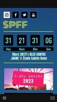 SPFF2017 poster