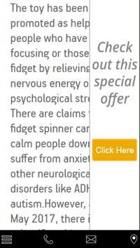 spinner free apk screenshot