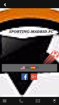 sporting madrid apk screenshot