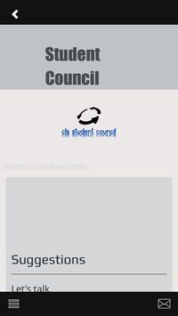 StudentCouncil apk screenshot