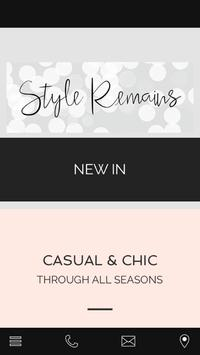 Style Remains poster