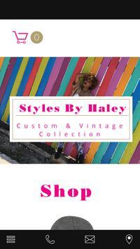 StylesByHaley poster