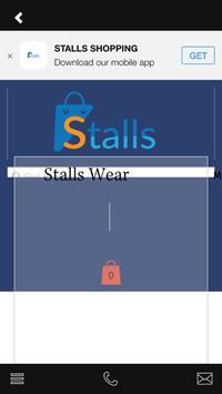 Stalls Shopping apk screenshot