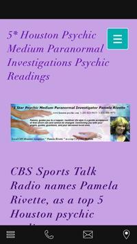 5 Star Psychic Pamela Rivette poster