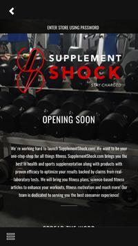 Supplement Shock apk screenshot