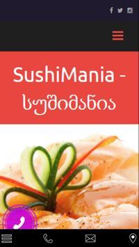 Sushi Delivery Batumi poster