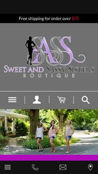 Sweet and Sassy Sisters poster