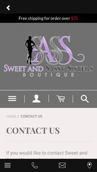 Sweet and Sassy Sisters apk screenshot