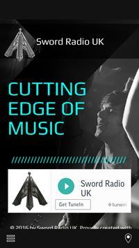 Sword Radio UK poster