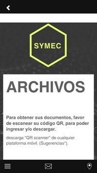 SYMEC screenshot 1