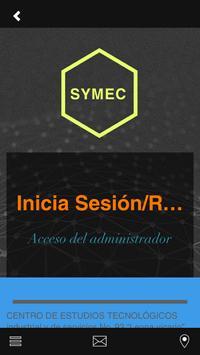 SYMEC screenshot 2